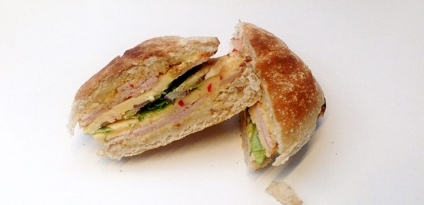 Sandwich épicé